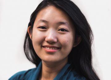 Portrait of Ann Zhang
