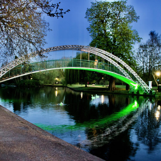 Bridge in Bedford