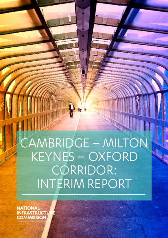 thumbnail of Cambridge-Milton Keynes-Oxford interim report