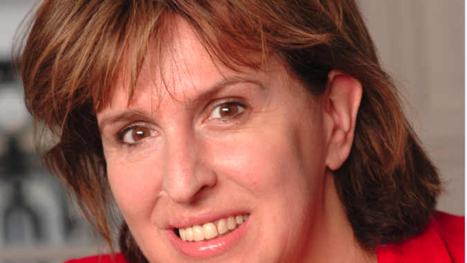 Portrait image of Julia Prescot