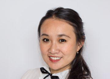 Portrait of Cissie Liu