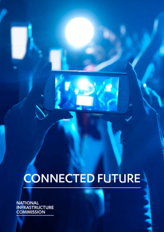 thumbnail of Connected Future Report