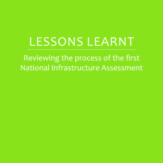 thumbnail of Final NIA Lessons Learned March 2019