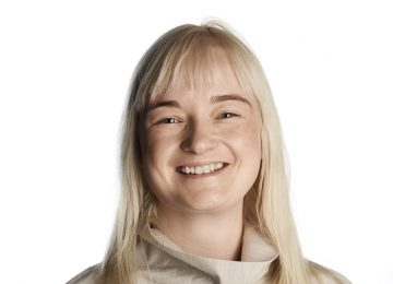 Portrait of Jennifer Holgate