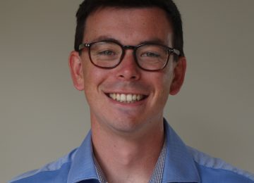Portrait of Mike Davis