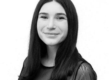 Portrait of Monica Laucas