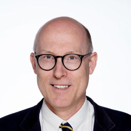 Portrait of Professor Sir Tim Besley CBE