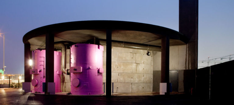 Olympic Park pumping station