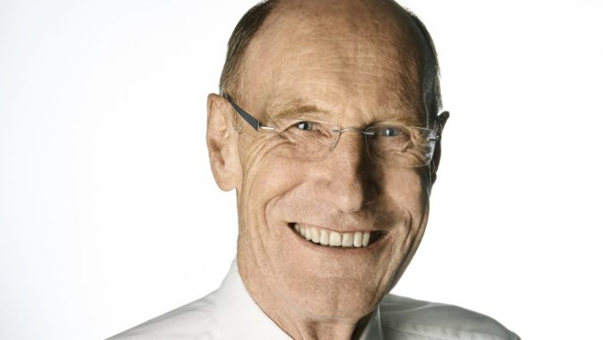 Portrait of Sir John Armitt