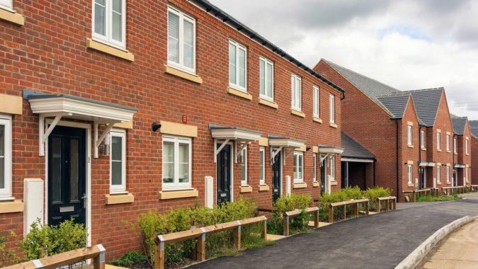Modern British housing