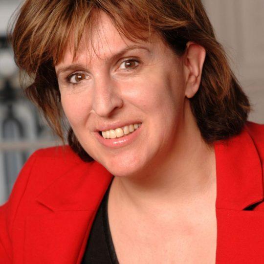 Portrait of Julia Prescott